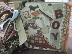 Martica Designs: Paperbag Albums