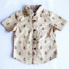 Sailor Boy (anchor prints) BY Precious Lullaby | Shoppertise Online Shopping - Malaysia