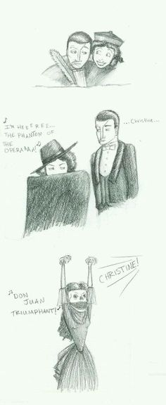 Passing Time In The Lair by on DeviantArt>> Haha, I feel like this would be more like the relationship I would have with Erik. Phantom 3, Phantom Of The Opera, Theatre Nerds, Musical Theatre, Opera Ghost, Music Of The Night, Ramin Karimloo, Don Juan, Love Never Dies