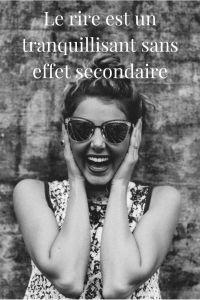 Les bienfaits du rire. Rire c'est bon pour la santé-Lydie Baffreau-Happy therapie