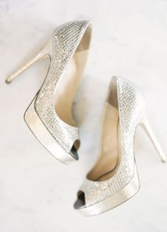 Wedding shoes idea; Featured Photographer: Taylor Lord Photography