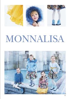 #DaisyCollection #MONNALISA FW14