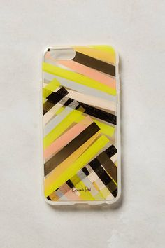 WE ♥ THIS!  ----------------------------- Original Pin Caption: Visby iPhone 6 Case by Rifle Paper Co.
