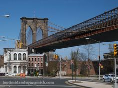 Grimaldi's Under The Brooklyn Bridge   (Don't Be) Too Timid And ...