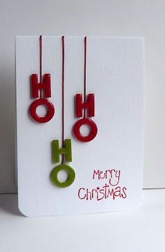 So you've decided to make your own DIY Christmas cards? Well, we have compi… Advertisements So you've decided to make your own DIY Christmas cards? Well, we have compiled some of the best and easy Christmas card ideas that may… Continue Reading → Homemade Birthday Cards, Homemade Christmas Cards, Christmas Cards To Make, Handmade Christmas, Homemade Cards, Christmas Crafts, Xmas Cards Handmade, Diy Holiday Cards, Cards Diy