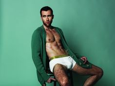 Matthew Lewis Strips Down -- Earlier this year, the Internet went a little crazy when they discovered that Matthew Lewis, the actor who played awkward Neville Longbottom in the Harry Potter franchise, was looking sexy in the BBC Three series Bluestone 42. Now the 25-year-old actor has decided to show off his pecs and abs on the cover of Attitude to get the boys (and girls) hearts pumping harder.