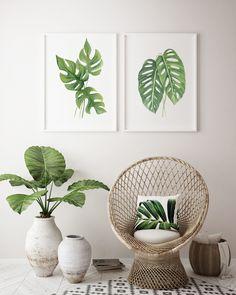 Blätter, Trend 2018, wohnen, Inspirationen, Interior Design