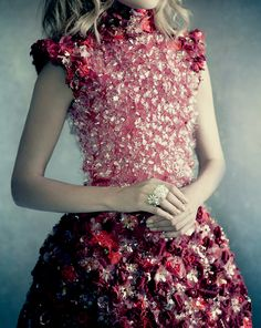 voguelovesme:  Natalia Vodianova by Paolo Roversi for Vogue Russia December 2014