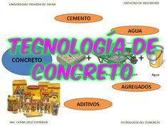 tecnología de concreto