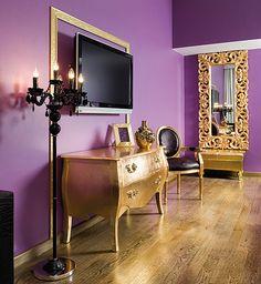 Dormitorio Gold Leaf - Muebles Vintage