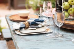5 Steps to Creating the Downright Perfect Rustic Wedding Table