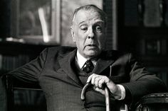 """Someone once asked the great short story writer Jorge Luis Borges """"Don't you regret spending more of your life reading than living? Reading Help, Essayist, Story Writer, Samuel Beckett, Famous Books, Important People, Coffee And Books, I Love Books, Motivation"""