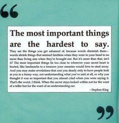 Det viktigaste