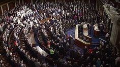 """President Trump was more presidential than ever tonight during his address to Congress. He spoke of putting America first, securing our border and taking out ISIS once and for all. But viewers noticed something strange about some Democrat members of Congress. A great portion of Democratic women wore white to """"protest"""" President Trump. In a …"""