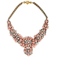 Item of the Day: Shourouk Apolonia Silver-plated Swarovski Cyrstal Necklace