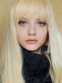 Hair Trend 2014 - Platinum Blonde #JessicaHuffman #YLC