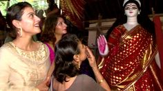 Kajol With Mom And Sister At Durga Puja 2017 - Biggest Durga Murti - Download This Video   Great Video. Watch Till the End. Don't Forget To Like & Share Kajol With Mom Tanuja And Sister Tanishaa Mukerji At Durga Puja 2017 Mumbai- Biggest Durga Murti For More Updates: Subscribe to: https://www.youtube.com/user/movietalkies Like us on: http://ift.tt/1IrrvsY Follow us on: https://twitter.com/MovieTalkies Follow us on: http://ift.tt/2kSWHKW  Download This Video  Video