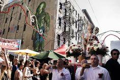 Sacro e profano: San Gennaro a  New York | © Anna Monaco (@annafdf) - Campaniasuweb
