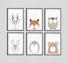Nursery Decoration ideas - Home Decors Woodland Nursery Decor, Boho Nursery, Nursery Room Decor, Nursery Neutral, Nursery Art, Baby Decor, Kids Decor, Baby Elephant Nursery, Baby Room Art