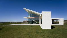 Villa T - Vincitore della Sezione 'Opera d'architettura' - Premio Quadranti d'Architettura 2009 - Ragusa, Italia - 2007 - Architrend