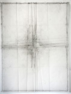Jill Baroff - FEEDER - 2014 - ink and graphite on vellum ,126 x 96 cm