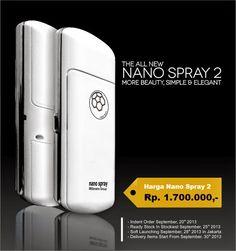 Harga Nano Spray, Harga Distributor Nano Spray, Harga Nano Spray MCI, Harga Nano Spray termurah, Harga Nano Spray 2, Harga Promo Nano Spray.