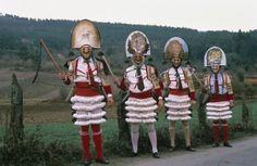El Carnaval en #Galicia fotografías