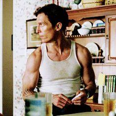 True Detective, Matthew McConaughey as Rust Cohle True Detective Rust, True Detective Season 1, Detective Series, Matthew Mcconaughey Family, Matthew Mcconaughey Shirtless, Celebrity Babies, Celebrity Photos, Celebrity Style, Sahara Movie