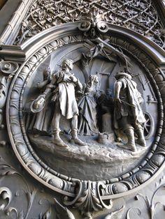 Sage vom Stock im Eisen, Legend of the Staff in Iron, Wien, Vienna, Österreich, Austria, mysteries, Geschichte, History, Sage, legend