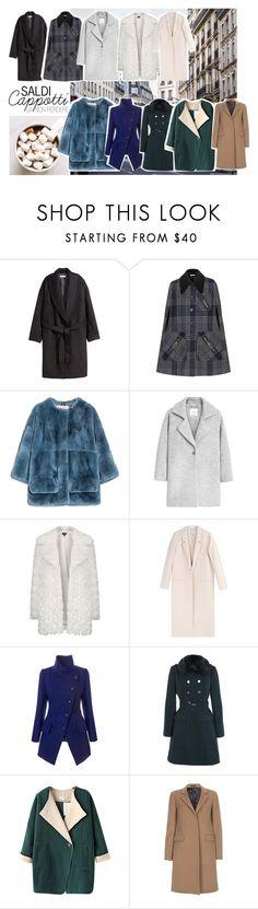 """Saldi 2016: cappotti da non perdere"" by lisa-campolunghi on Polyvore featuring moda, H&M, Miu Miu, Marni, MANGO, Topshop, Acne Studios, Vivienne Westwood Anglomania, Miss Selfridge e Chicnova Fashion"