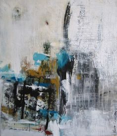 """Contemporary Painting - """"Light and Shade"""" (Original Art from Kat Crosby Art)"""