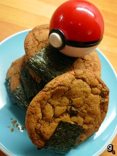 "Request: Pokémon – Lava Cookies Lavaridge Town's speciality, and now a Gourmet Gaming speciality too! Originally, the Lava Cookie is referred to as a ""rice cracker"" which frankly doesn't sound too..."
