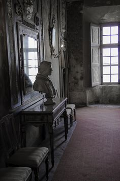 Castello di Masino Anne Of The Island, Trumeau, Italian Home, Classic Interior, French Country Style, Decoration, Vignettes, Decorative Accessories, Abandoned
