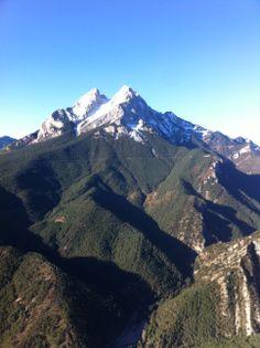 Just Massive and Impressive: the Pedraforca mountain.
