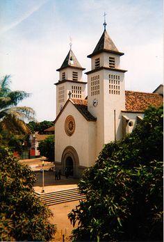Cathedral of Bissau, Guinea-Bissau