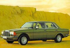 Mercedes Benz  W123 E Class  1975-1985