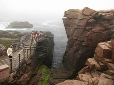 Today visitors come to Acadia to hike granite peaks, bike historic carriage roads, or relax and enjoy the scenery.