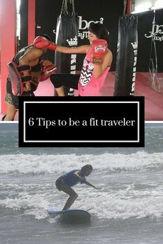 Staying fit on the go is not only important but easy. Try these simple tips to be a #fit #traveler NOW!