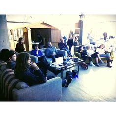 Documentary screening! - #deskspaceeastlondon #deskhire #co-working #kingslandroadstudio #eastlondon