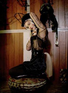 Elena Bartels by Harley Weir