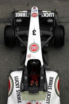button honda bar | F1 News - BAR bag deal with ENEOS.