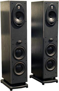 Polk Audio RT2000p - Hi-Fi Database - Floorstanding Speakers