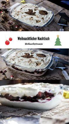 Advent Advent: Weihnachtstiramisu als weihnachtlichen Nachtisch   Food
