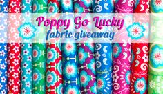 Your chance to win a jolijou fabric set!