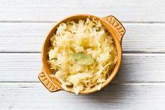DIY Sauerkraut: It's just cabbage in a jar!