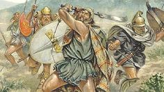 Illustrations of Dacia, Thracia & Phrygia Image Salvage) - Forum - DakkaDakka War Band, 2017 Images, Dark Ages, Military History, Ancient History, Cool Art, Old Things, The Unit, Strong Arms
