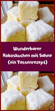 dampfnudeln rezept Zutaten Fr den Teig: Tasse = 300 ml) 2 1 Tasse Milch 2 Tassen Mehl Tasse zerlassene Butter 1 Pck. Muffins Sains, Baking Recipes, Cake Recipes, Desserts Sains, Bon Dessert, Healthy Muffins, Savoury Cake, Health Desserts, Mini Cakes
