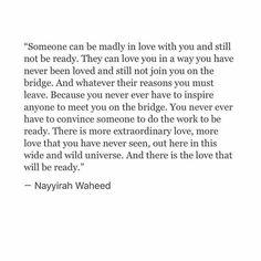 it's okay love