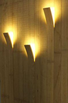 Meravigliose queste lampade da muro!!