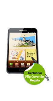 Samsung Galaxy Note.   ¡Adquirilo en Tienda Movistar!   www.tiendamovistar.com.ar